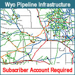 Wyoming Pipeline Infrastructure