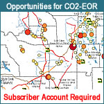 Best Opportunities for CO2-EOR in Wyoming